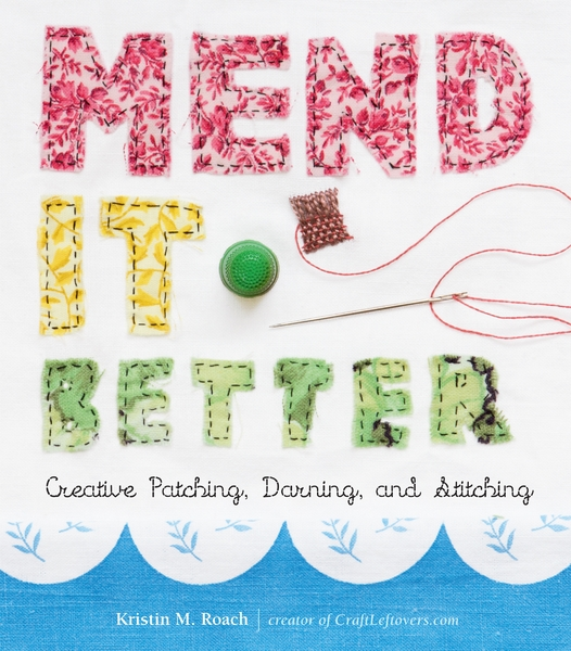 Mend It Better – Signed by the Author
