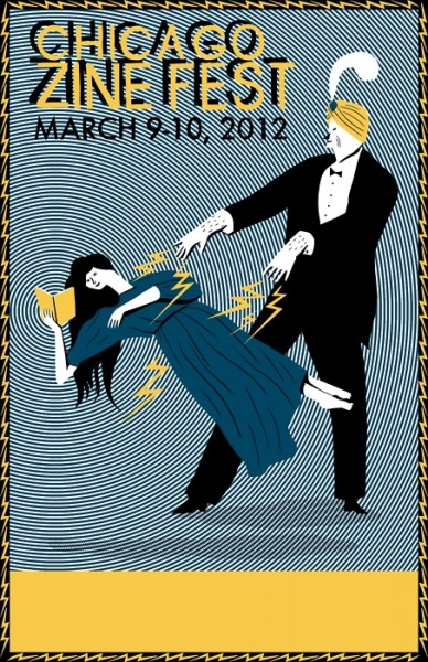 Meet me at Chicago Zine Fest!