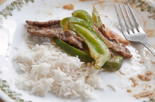 Recipe: Pepper Steak with Rice