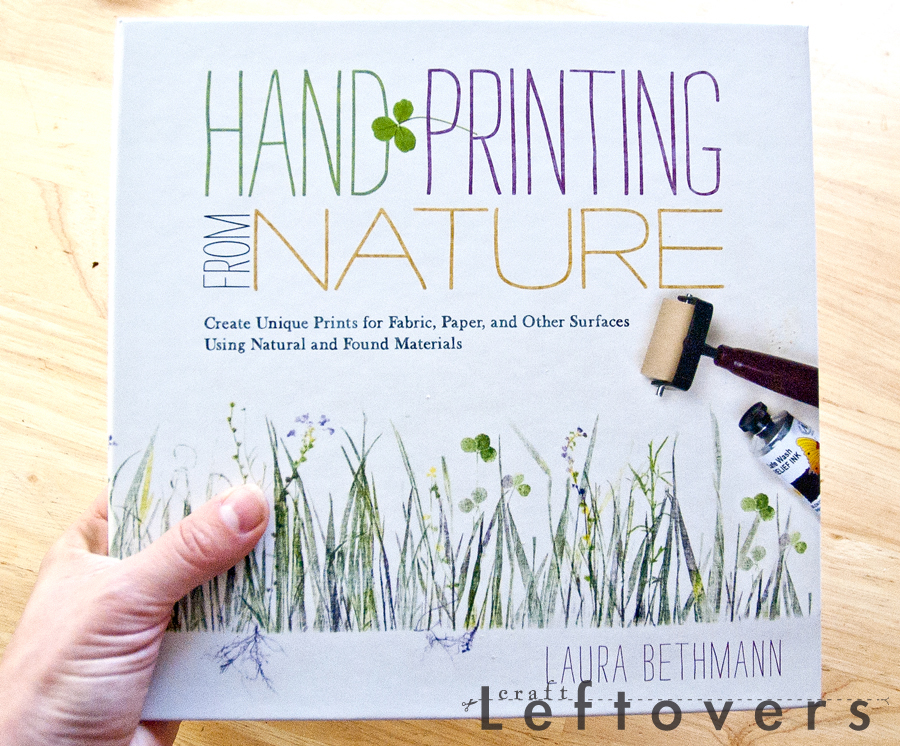 Hand Printing from Nature + a Giveaway!