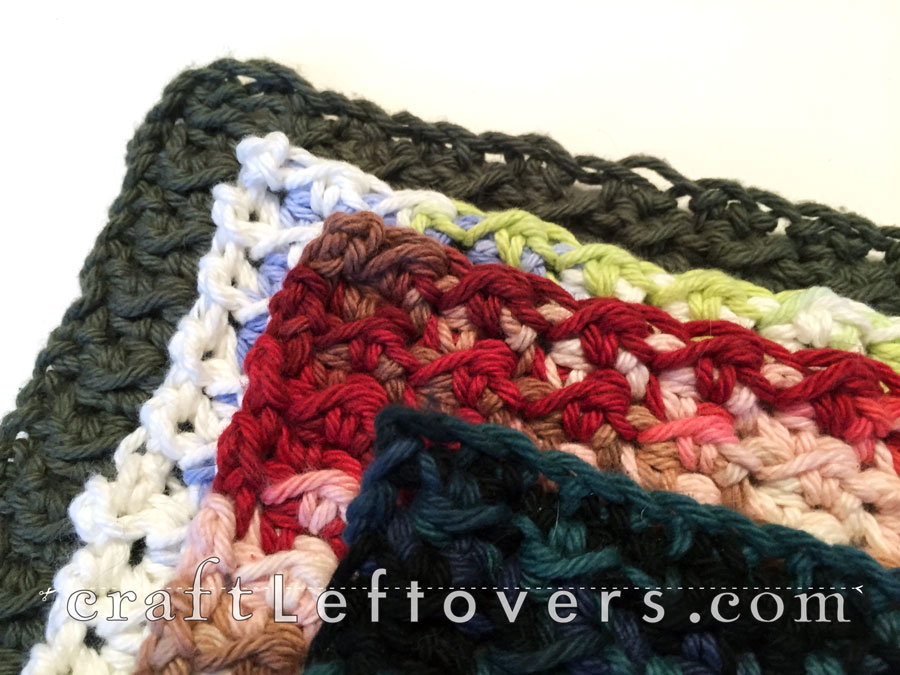 Pattern: Perfect Crochet Dishcloth