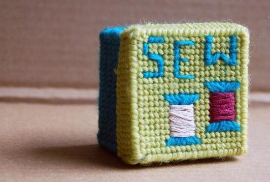 Grandma Mini Sewing Box